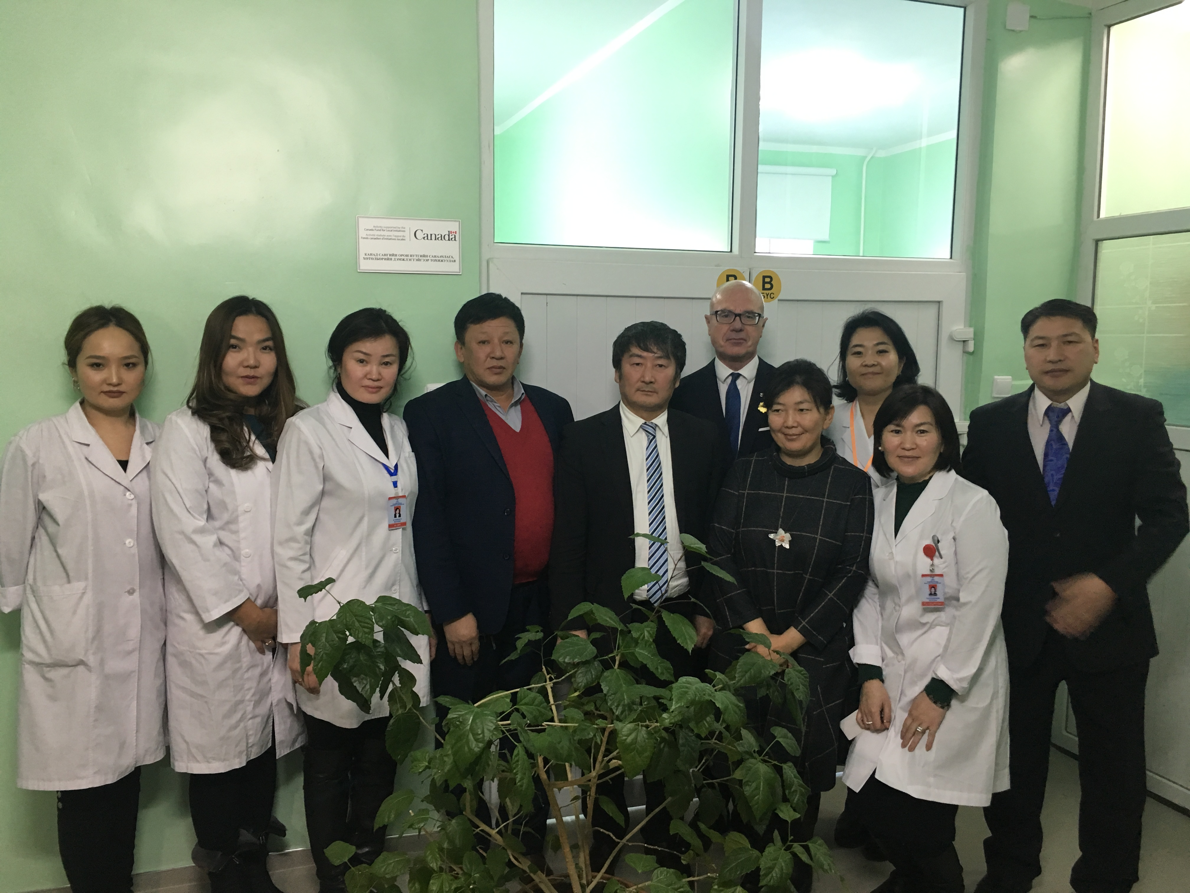 National Center for Communicable Diseases, Ulaanbaatar, 2017