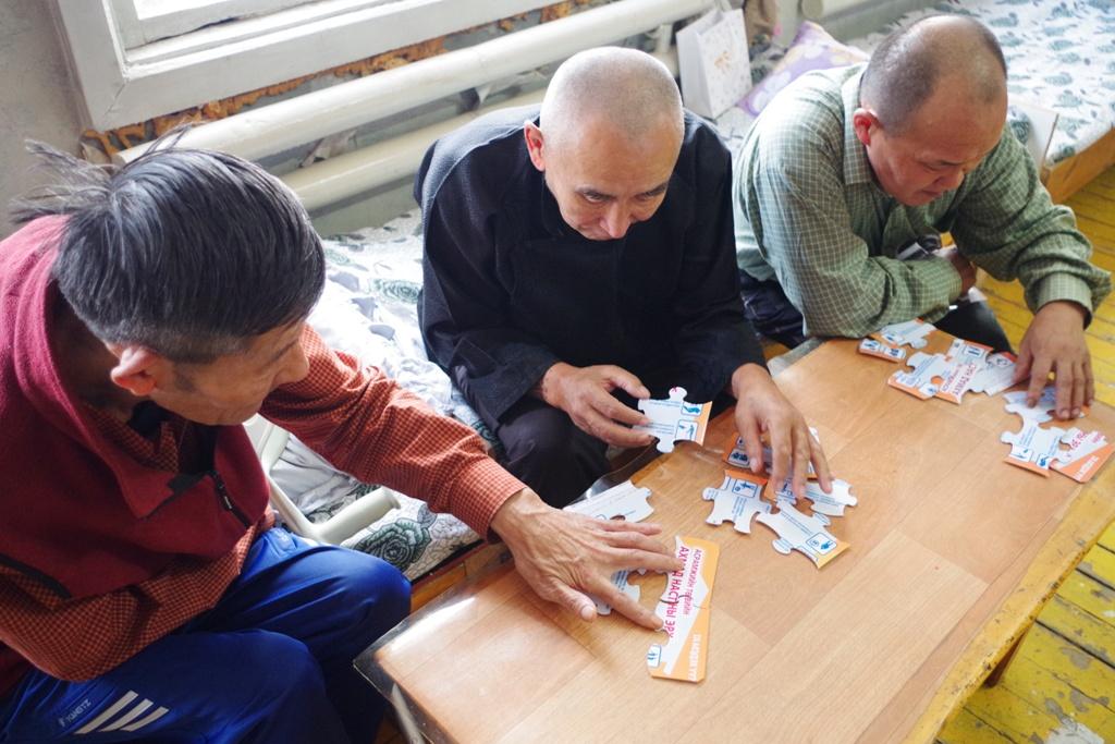 Philanthropy Center for Children and the Elderly, Ulaanbaatar, 2015